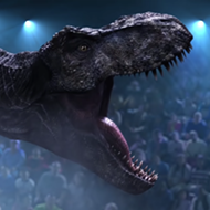 A 'Jurassic World' live-action show is coming to Orlando next year