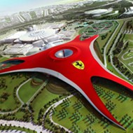 A Ferrari World theme park is coming to North America, and Orlando is probably in the running for it