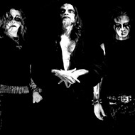 Floridian black metal vets Kult Ov Azazel keep the flames burning