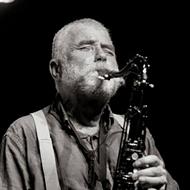 Stream free jazz legend Peter Brotzmann's Orlando show tonight live