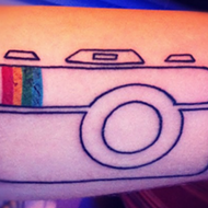 Florida man with unfortunate Instagram tattoo is cool with the new logo