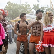 In <i>Neighbors 2</i>, seeing girls behaving badly isn't much funnier than boys