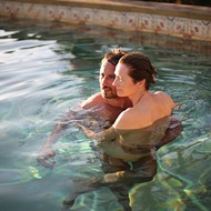 In <i>A Bigger Splash</i>, recovering-singer psychodrama hits most of the right nodes