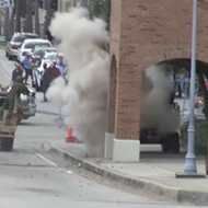 Watch these Special Operations troops stage a massive rescue operation in downtown Tampa