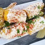 Eat this now: Mexican street corn at Saint Anejo in Winter Springs