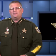 Brevard County Sheriff Wayne Ivey thinks people should stay and fight active shooters