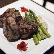 The Peppy Bistro, between RusTeak and Outpost, is an ideal conversation starter