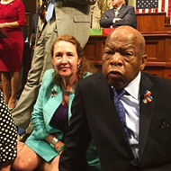 House Democrats hold sit-in demanding action on gun control