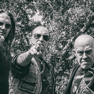 Rejuvenated British metal pioneers Venom Inc. hit the road for an intimate club tour