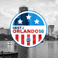 Today is the last day to nominate your favorites for Best of Orlando 2016
