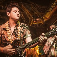 Will's Pub goes full tiki, the Uke-A-Ladies more than just a pleasant breeze, the Alley keeps the historical Sanford blues flame alive