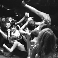 Wrong and Nothing show pacesetting face of Relapse Records (Backbooth)