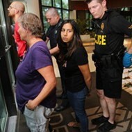 Ten arrested after sit-in at Marco Rubio's downtown Orlando office