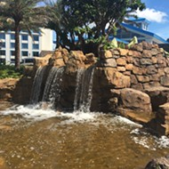 Universal Orlando's new Loews Sapphire Falls Resort is now open...mostly