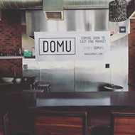 East End Market gets mysterious new tenant Domu, the Petrakis set to open new eatery at Disney Springs, plus more in local foodie news