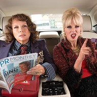 <i>Absolutely Fabulous: The Movie</i> gives fans exactly what they've been craving, sweetie darling