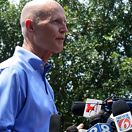 Rick Scott sees familiar path for Donald Trump to win in Florida