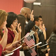National Council of La Raza kicks off Orlando conference with naturalization ceremony