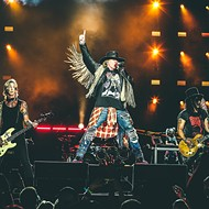 Axl, Slash and Duff manage to avoid a civil war on their successful Guns 'N Roses reunion tour