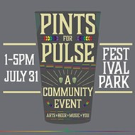 Pints for Pulse brings together a ridiculous lineup of beer and breweries to raise money for a good cause
