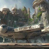 Disneyland's Star Wars land is well underway, so what's the deal with Disney World's?
