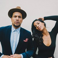 Just announced: Johnnyswim to play the Beacham Theater
