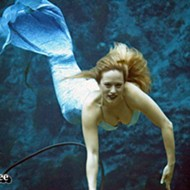 Ditch your cubicle and become a full-time mermaid at Weeki Wachee Springs
