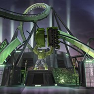 Universal's Incredible Hulk coaster is now in soft opening mode