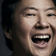Ken Jeong of 'Community' and 'Hangover' fame delivers laughs at Hard Rock Live this week