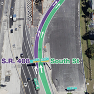 I-4 is combining the South Street exit with SR 408 ramp, and everything hurts