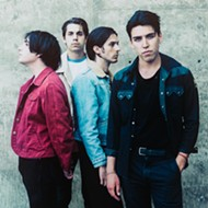 Just announced: Bad Suns to play Orlando