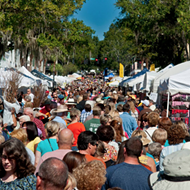 The 2nd annual Mount Dora Seafood Festival starts Saturday