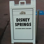 You can now take a one-way bus trip to Disney Springs