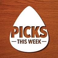 Picks This Week: Wrapped in Pale, Mija, Atomyard and more