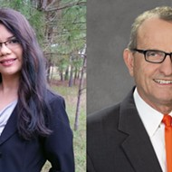 Edwards, Bonilla head to run-off for Orange County Commission seat