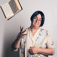 Mike Delamont of 'God Is a Scottish Drag Queen' returns to Orlando to set the record straight