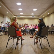 Wendy Davis talks Hillary Clinton, abortion and climate change at Orlando stops