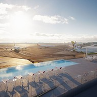 New York's JFK airport is getting a fancy new hotel with a rooftop infinity pool