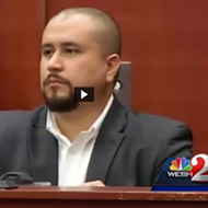 George Zimmerman calls Black Lives Matter group 'terrorists'