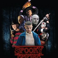 'Stranger Things' takeover of Spooky Empire almost complete