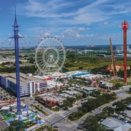 Icon Park wants to dominate I-Drive with the world's tallest drop tower and largest slingshot