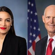 Alexandria Ocasio-Cortez rips Florida Sen. Rick Scott a new one and it's glorious