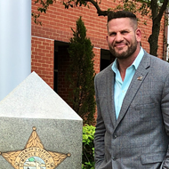 Retired WWE wrestler Matt Morgan is now the mayor of Longwood