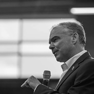 Tim Kaine hosts presidential debate watch party tonight at Orlando's Church Street Station