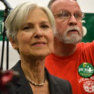 Green Party candidate Jill Stein says Trump, Clinton 'have not earned our votes' during East Orlando visit
