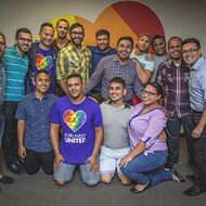 QLatinx, a new community group for Central Florida's LGBT Latinos and Latinas, fills a need after Pulse