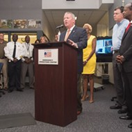 Orlando Mayor Buddy Dyer calls on residents to prepare for Hurricane Matthew