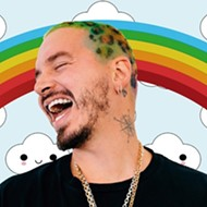 Reggaeton star J Balvin is headed to Orlando this September