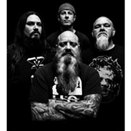 Crowbar shows that time heals nothing at House of Blues tonight