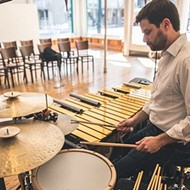 Local experimental percussionist Thad Anderson releases new album 'Lines and  Spaces'